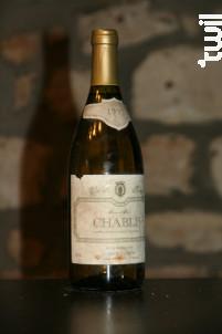 Chablis - Domaine L. Grandclément - 1993 - Blanc