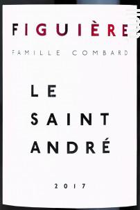 Le Saint Andre - Figuière - 2017 - Rouge