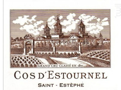 Cos d'Estournel - Cos d'Estournel - 2005 - Rouge
