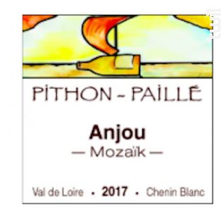 Mozaïk - Domaine Pithon-Paillé - 2018 - Blanc