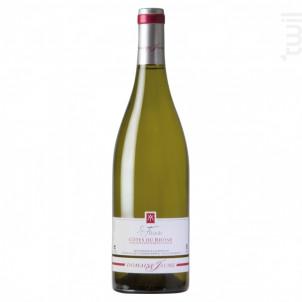 Côtes-du-Rhône - Domaine Jaume Pascal & Richard - 2020 - Blanc