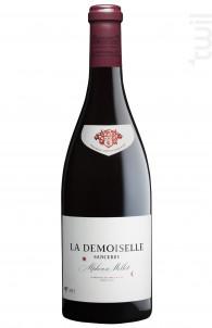 La Demoiselle - Alphonse Mellot - 2015 - Rouge
