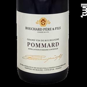 Pommard - Bouchard Père & Fils - 2017 - Rouge