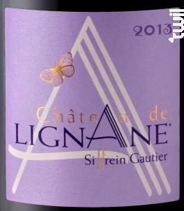Cuvée A - Château de Lignane - 2012 - Rouge