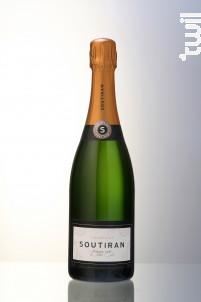 Cuvée Grand Cru Demi Sec - Champagne A. Soutiran - Non millésimé - Effervescent