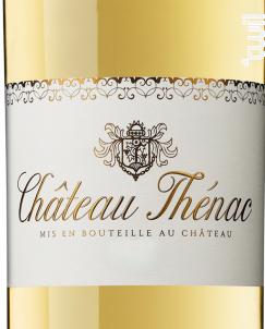 Château Thénac - Château Thénac - 2018 - Blanc