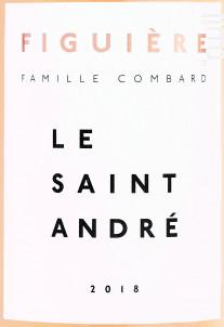 Le Saint André - Figuière - 2018 - Rosé