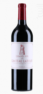 Château Latour - Château Latour - 1991 - Rouge