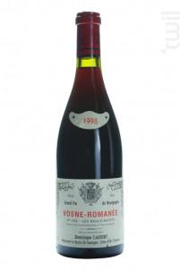 VOSNE ROMANEE LES BEAUMONTS Vieilles Vignes - Domaine Dominique Laurent - 2010 - Rouge