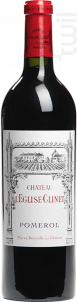 Château l'Eglise Clinet - Château l'Eglise-Clinet - 2011 - Rouge