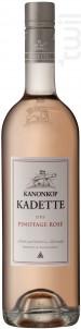 Kadette rose - pinotage - KANONKOP - 2018 - Rosé