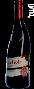 La Fiole Côtes du Rhône - Maison Brotte - La Fiole du Pape - 2016 - Rouge