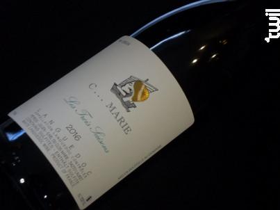 C... Marie Les Trois Saisons - Clos Marie - 2016 - Blanc