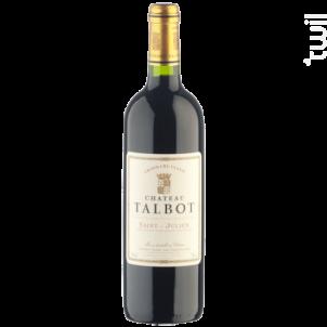 Château Talbot - Château Talbot - 2016 - Rouge