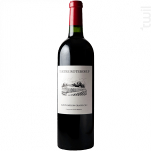 Tertre Roteboeuf - Château le Tertre Roteboeuf - 2010 - Rouge
