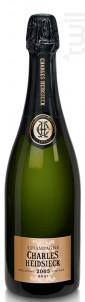 Brut Millésimé - Champagne Charles Heidsieck - 2005 - Effervescent