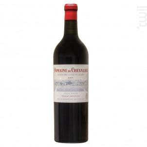 Domaine de Chevalier - Domaine de Chevalier - 2005 - Rouge