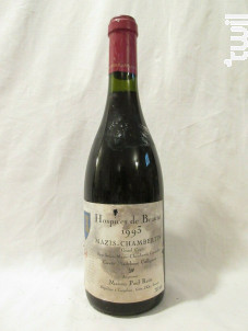 Hospices De Beaune - Hospices de Beaune - 1993 - Rouge