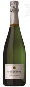 Cuvée des Agapes - Champagne Christophe - Non millésimé - Effervescent