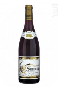 Sancerre - Domaine Paul Prieur & Fils - 1990 - Rouge