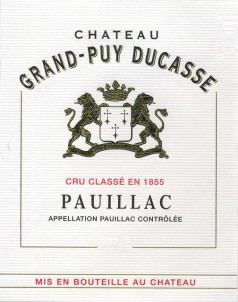 Château Grand-Puy Ducasse - Château Grand-Puy Ducasse - 2013 - Rouge