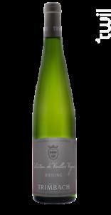 Riesling Sélection Vieilles Vignes - Trimbach - 2017 - Blanc