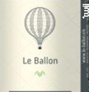 Le Ballon - Le Ballon - 2018 - Rouge