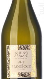 Albino Armani Prosecco Docg - Albino Armani - Non millésimé - Blanc