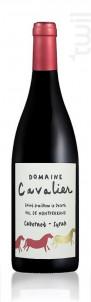 Domaine Cavalier Cabernet-Syrah - Château de Lascaux - 2018 - Rouge