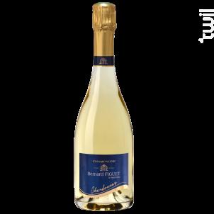 Blanc de blancs - 100% Chardonnay - Champagne Bernard Figuet - Non millésimé - Effervescent