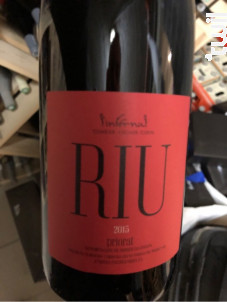 RIU Rouge - L'Infernal - 2015 - Rouge