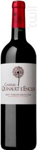 Château Quinault l'Enclos - Château Quinault l'Enclos - 2014 - Rouge