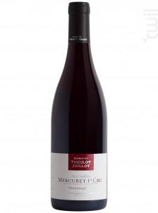 LES COMBINS -MERCUREY 1er Cru - Domaine Michel Juillot - 2012 - Rouge