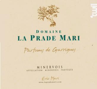 Parfums de Garrigues - Domaine La Prade Mari - 2018 - Rouge