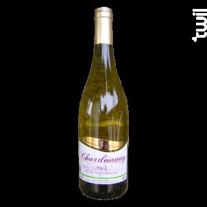 Chardonnay - Domaine Meunier - 2018 - Blanc