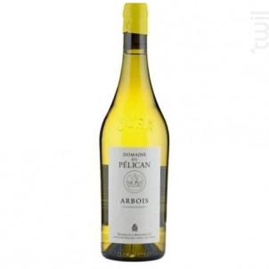 ARBOIS CHARDONNAY - Domaine du Pélican - 2016 - Blanc