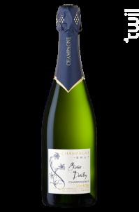 Blanc de Blancs - Champagne Olivier Devitry - Non millésimé - Effervescent