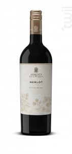 Les Fruits Sauvages - Merlot - Abbotts & Delaunay - 2018 - Rouge