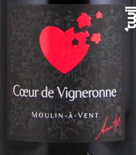 Coeur de Vigneronne - Domaine Anita - 2016 - Rouge