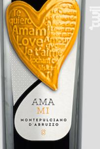 Amami Montepulciano - Etike Vini - 2017 - Rouge