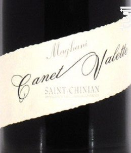 Maghani - Domaine Canet-Valette - 2014 - Rouge