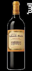 Château Lalande Borie - Château Lalande Borie - 2011 - Rouge