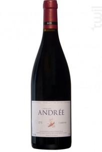 Anjou Rouge Carbonne - Domaine Andrée - 2016 - Rouge