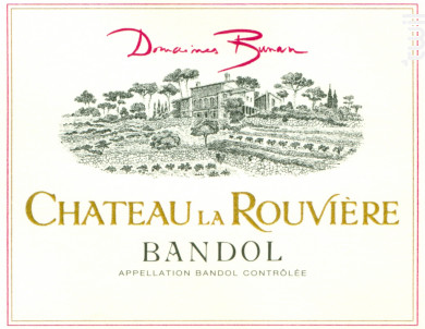 Château La Rouvière - Domaines Bunan • Château la Rouvière - 2019 - Rosé
