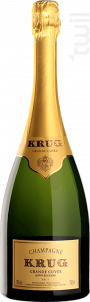 Krug Grande Cuvée Edition 163 - Krug - Non millésimé - Effervescent