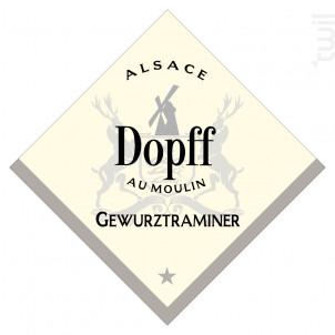 Gewurztraminer Réserve - Dopff Au Moulin - 2016 - Blanc