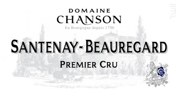 Santenay 1er Cru Beauregard