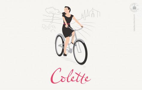 Colette - La Belle Collection - 2017 - Rosé