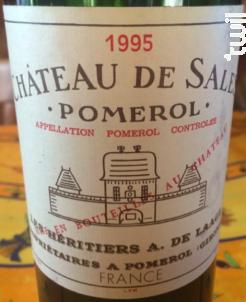 Château de Sales - Château de Sales - 1979 - Rouge