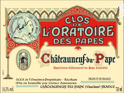 Le Clos de l'Oratoire des Papes - Maison Ogier - 2016 - Rouge